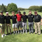 Boys Varsity Golf finishes 7th place at WIAA Regional @ Naga-Waukee Golf Course