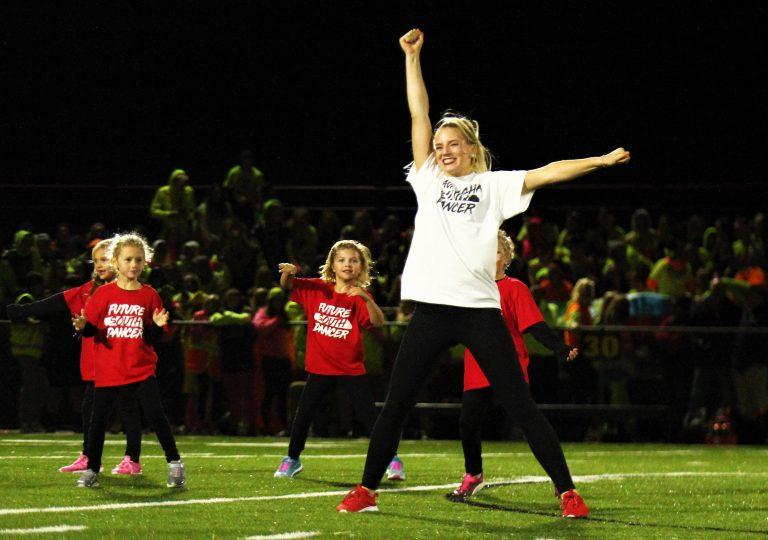 Varsity Dance Kid's Clinic
