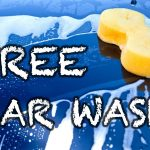 FREE Car Wash TODAY