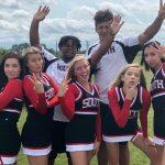2019 Varsity Football Cheer