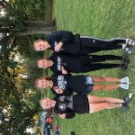 Girls Varsity Cross Country finishes 3# place at Invitational @ Carlin Weld Park — Palmyra-Eagle
