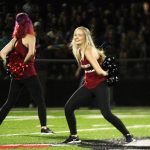 Varsity Dance Football Halftime 8/30