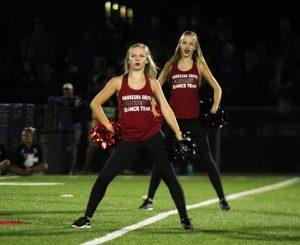 Varsity Dance Football Halftime 8/30