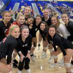 Girls Varsity Volleyball falls to Mukwonago 3 – 0