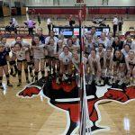 Girls Varsity Volleyball beats Waukesha North 3 – 0