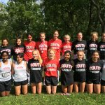 Girls Varsity Cross Country finishes 5th place at Blackshirt Challenge @ Minooka Park