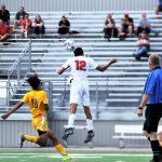 Varsity Men's Soccer at Elkhorn