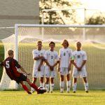 Varsity Mens Soccer vs KM Photos