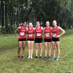 Girls Varsity Cross Country finishes 19th place at Invitational @ Arrowhead High School