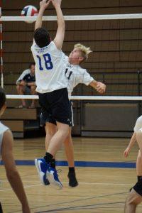 Boys JV Volleyball @ Waukesha West 9.13.19