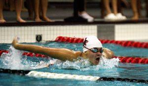 Women's Swim Conference Relays Photos