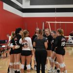 Girls Varsity Volleyball Pirate Invite