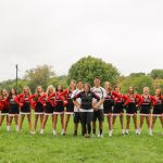 2019 Football Varsity Cheer