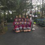 Varsity Dance Badgerette's Six Flags Spooktacular Results