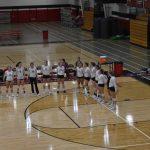 Girls Varsity Volleyball vs KM