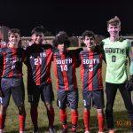 Boys Soccer Senior Night 10-15-19