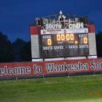 Varsity Boys Soccer VS North 10-15-19 Won 2-1