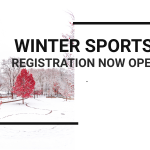 WINTER SPORTS ONLINE REGISTRATION NOW OPEN