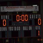 Varsity Boys Soccer VS Shorewood 10-17-19