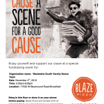 Varsity Dance Blaze Pizza Fundraiser TONIGHT!