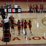 Girls Varsity Volleyball Regionals vs Milwaukee Arts