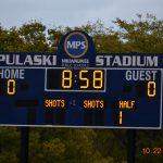 Varsity Boys Soccer VS Milw. Reagan 10-22-19