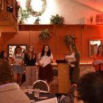 Girls Volleyball 2019 Banquet