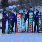 Coed Snowboarding Added to GoBlackshirts