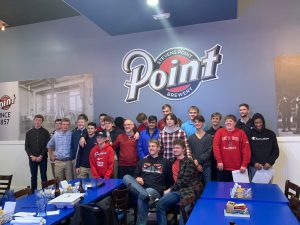 Boys Volleyball Banquet 11/10/19