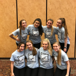 Varsity Dance WACPC Fall Conference