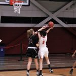 JV & Varsity Women's Basketball Photos vs Menomonee Falls