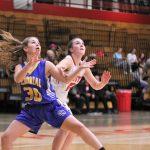 JV Girls Basketball vs CMH