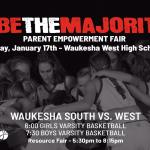 #BETHEMAJORITY Empowerment Fair to Be Held on Friday 1-17
