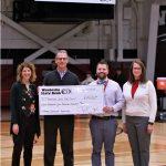 Waukesha State Bank Donates $15,420 For South Scoreboard Project