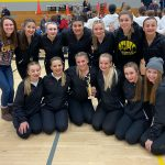 Varsity Dance East Troy Holiday Invite Results