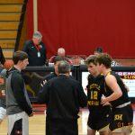 Boys JV Basketball VS KM 1-10-20