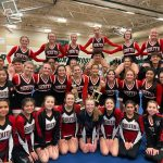 Waukesha South Cheer Xtreme weekend!