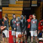 Boys JV Basketball VS West 1-16-20