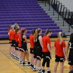 Varsity Girls Basketball at North 1-28-20