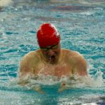 Varsity Boys Swim Sectionals