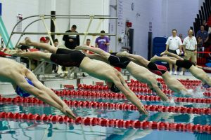 Varsity Boys Swim Sectionals