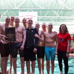 Blackshirts Swim to Win at WIAA Sectionals