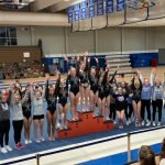 Waukesha Gymnasts Place 3rd at Conference