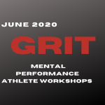 Athletic Department Announces June Mental Performance Workshops for Athletes: GRIT