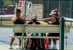 Girls Varsity & Jv Tennis vs Muskego