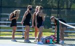 Women's Tennis vs West