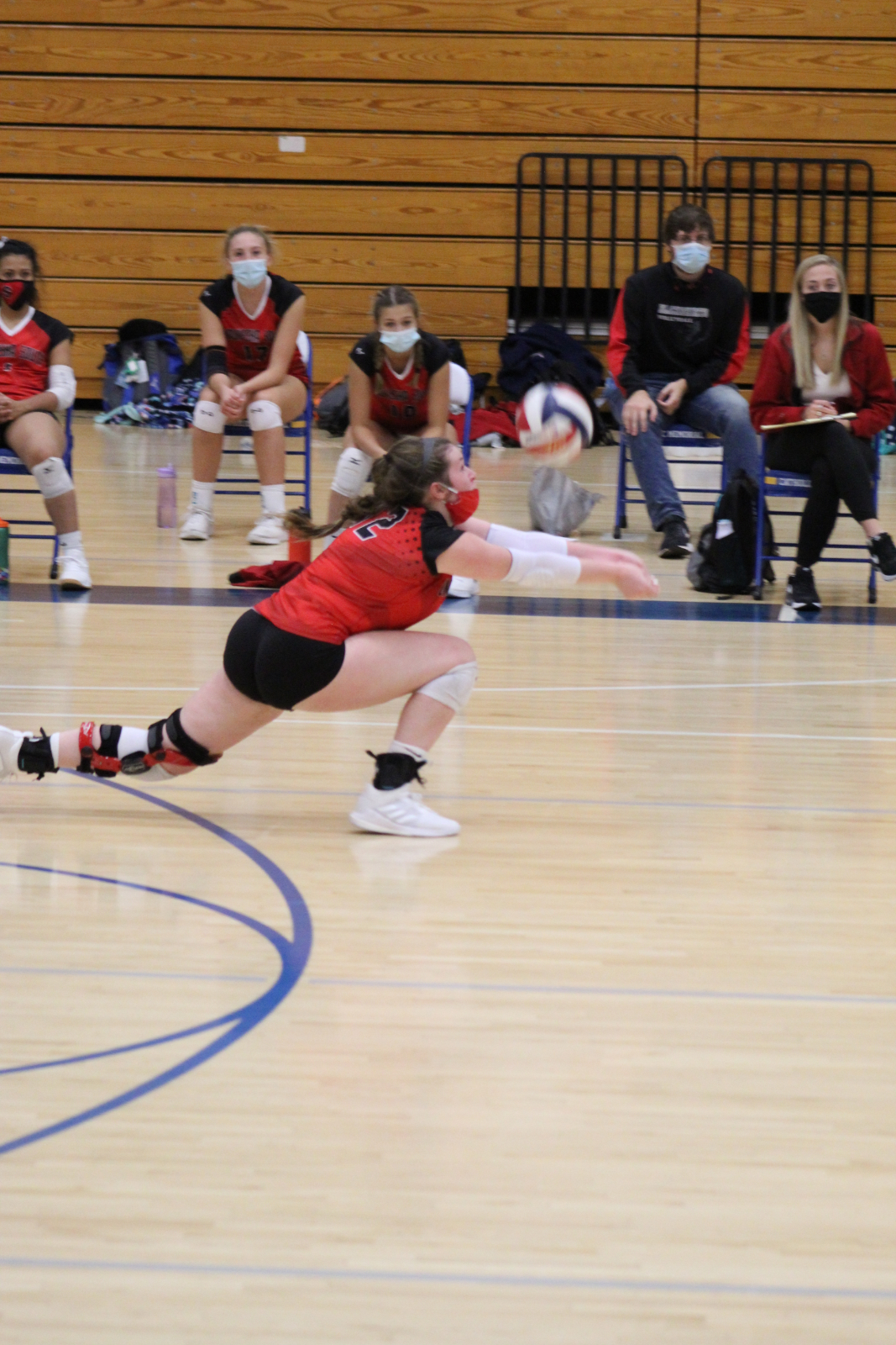 Varsity GVB Triangular 9/19/20
