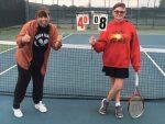 Girls Junior Varsity Tennis beats Brookfield Central 8 – 3 in Season Finale