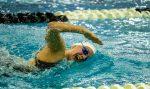 Girls Varsity Swim C8 Conference Meet
