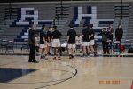 Boys Varsity Basketball VS Greendale 1-16-21